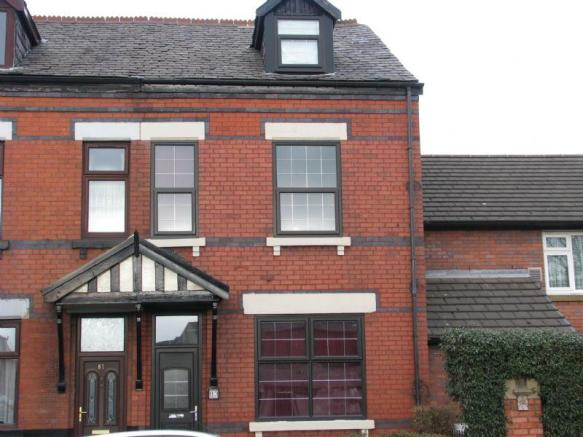 6 Bedroom Terraced House To Rent In 83 Castle Street Bolton BL2