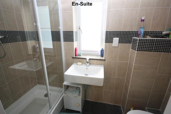 En-Suite to Bedroom