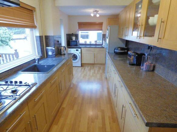 18' Kitchen