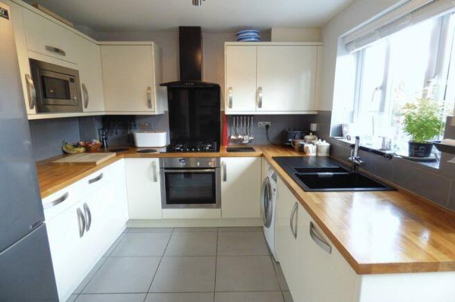 Re-styled Kitchen