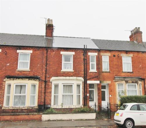 3 Bedroom Terraced House For Sale In Harlaxton Road