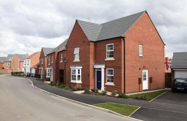 Homes at Papplewick Green