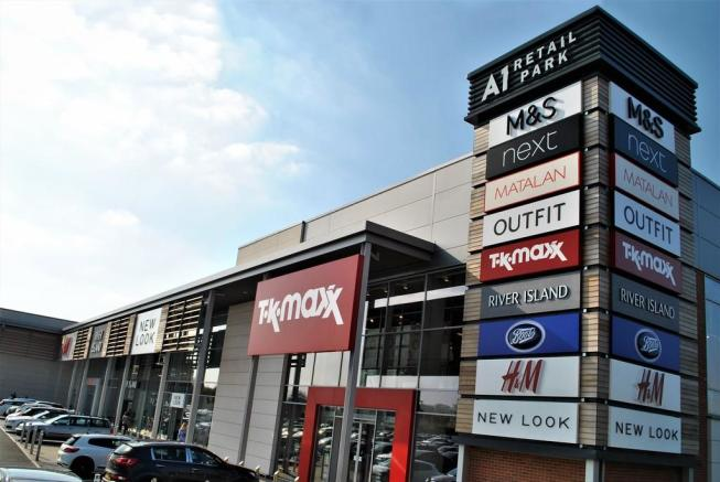 Local Retail Park