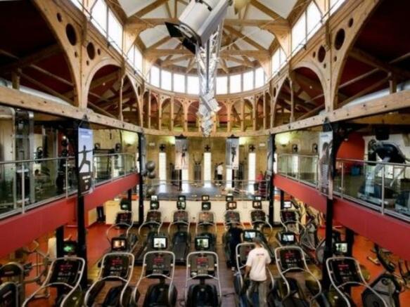 Bannatyne's Gym