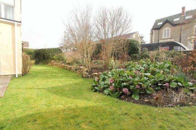 Gardens extend...