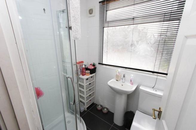 The shower room