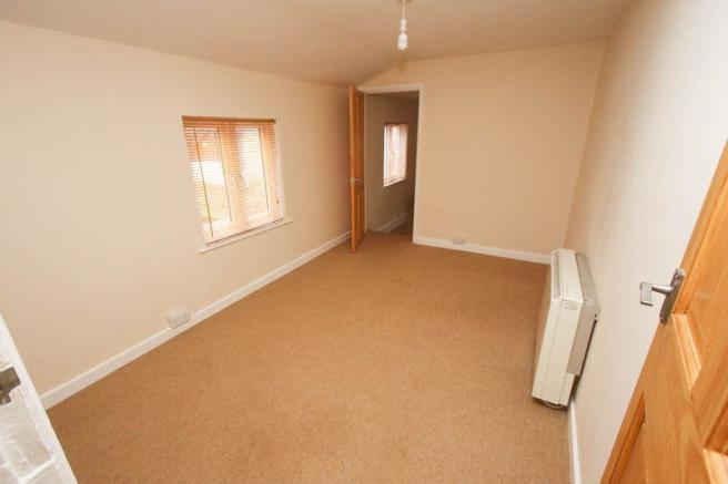 Bedroom in flat 1