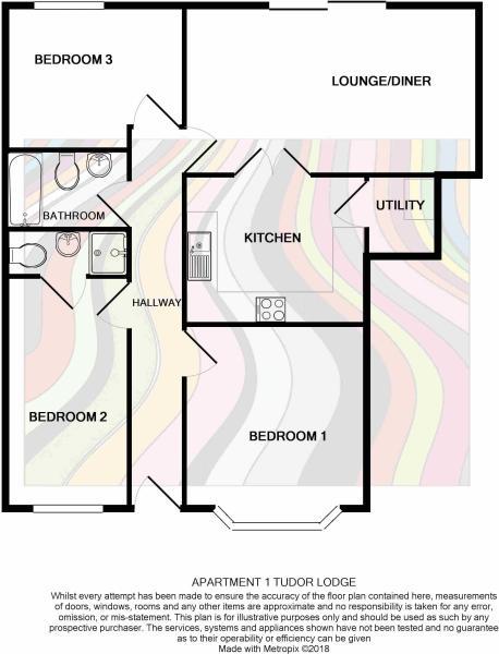 Apartment 1 Tu...