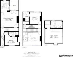 Clifton Place Floorplan