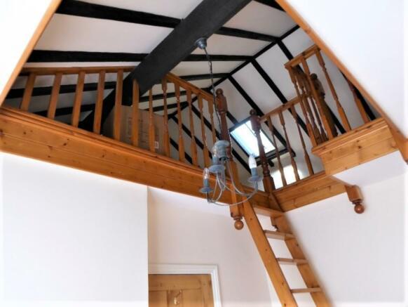 Open Loft Access ...