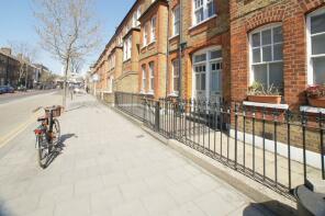 Photo of Queenstown Road, London, SW8