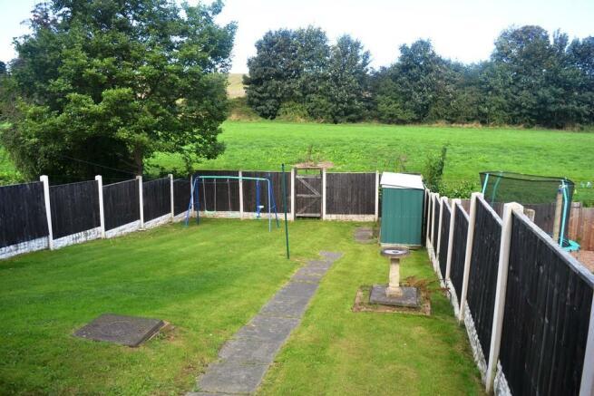 Rear Garden S62 7...