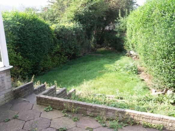 Rear Garden S60 3...