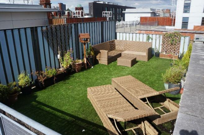Grassed Terrace 2