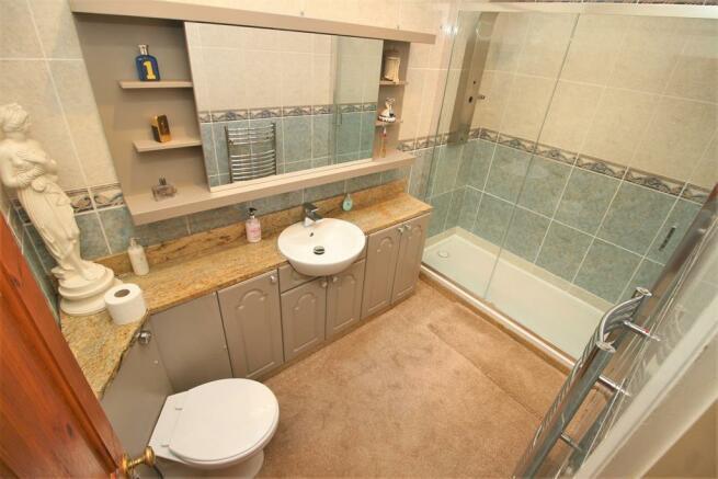 Main House Shower Room