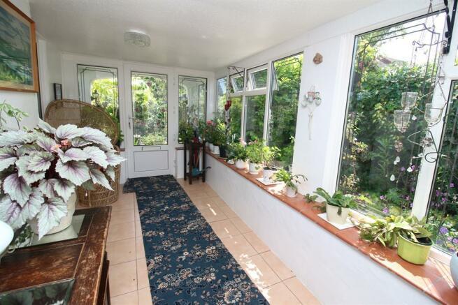 Glazed Porch