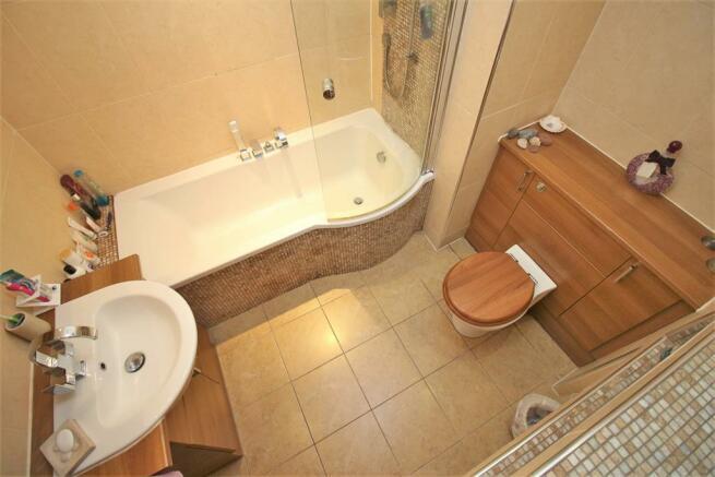 Ensuite Bathroom to Bedroom One