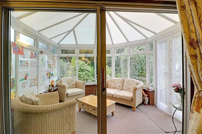 CONSERVATORY measuring