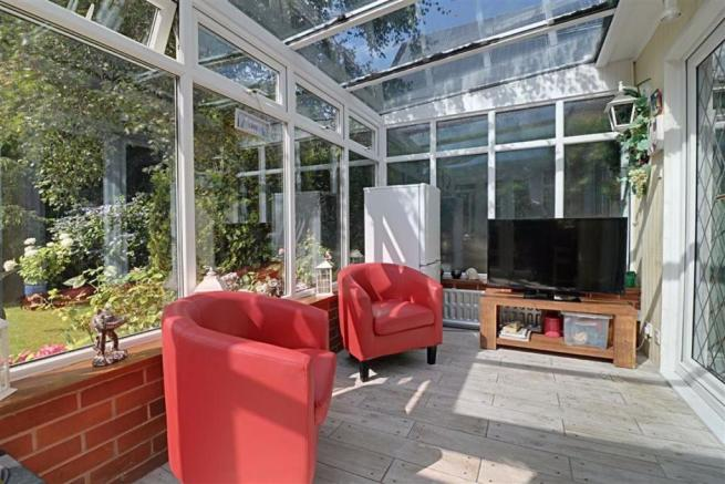 REAR CONSERVATORY measuring