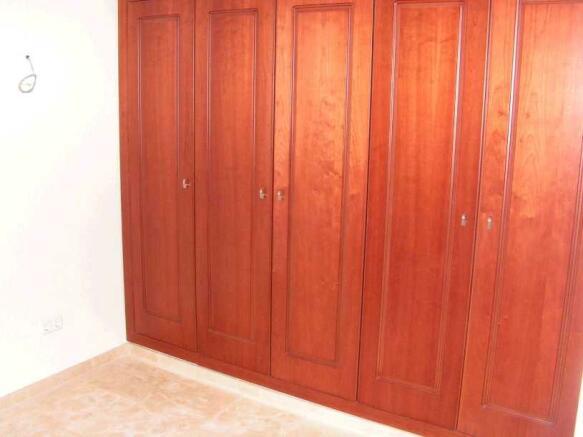 Dressing area to Mas
