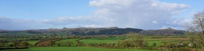 Hills beyond t...