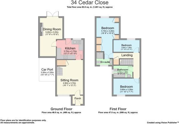 34 Cedar Close