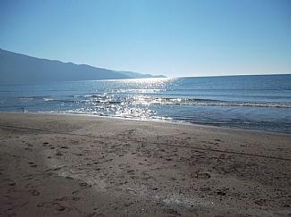 Dalyan Beach