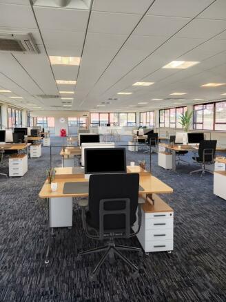 CGI Internal Office