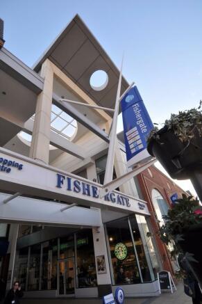 Fishergate Centre