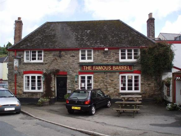 Pub For Sale In The Famous Barrel St Thomas Street