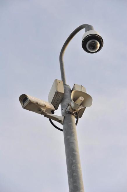 CCTV on site
