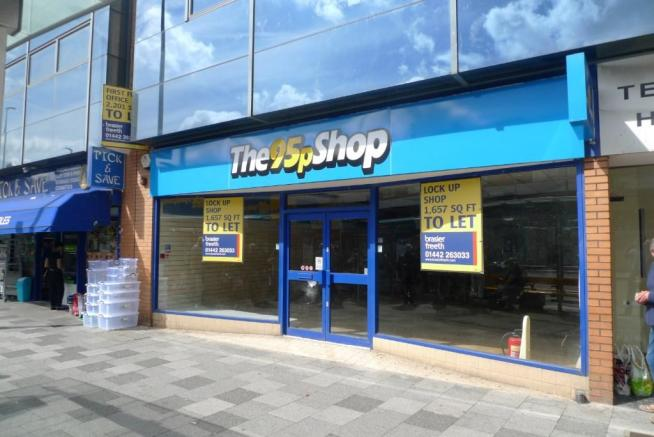 Retail Property High Street To Rent In 158 Marlowes