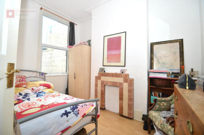 Bedroom 4 / 2nd Reception