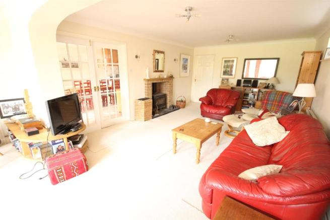 Extended Sitting Room