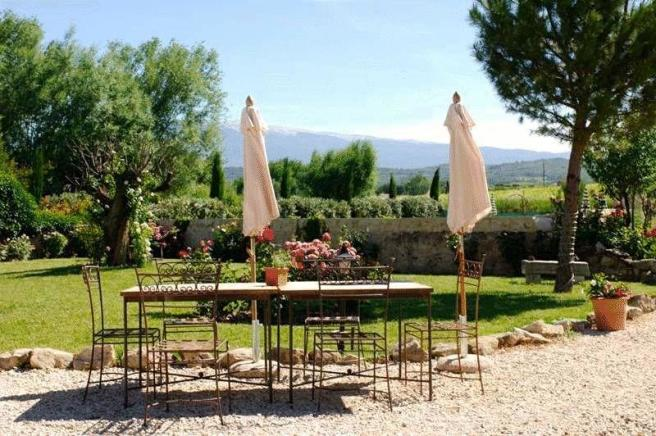 Mont Ventoux in the