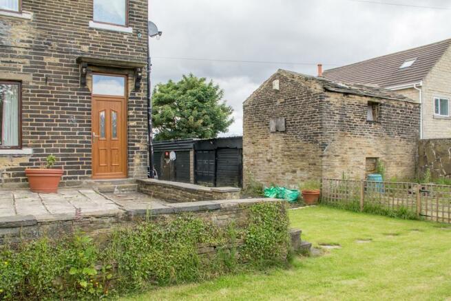 2 Storey Outhouse