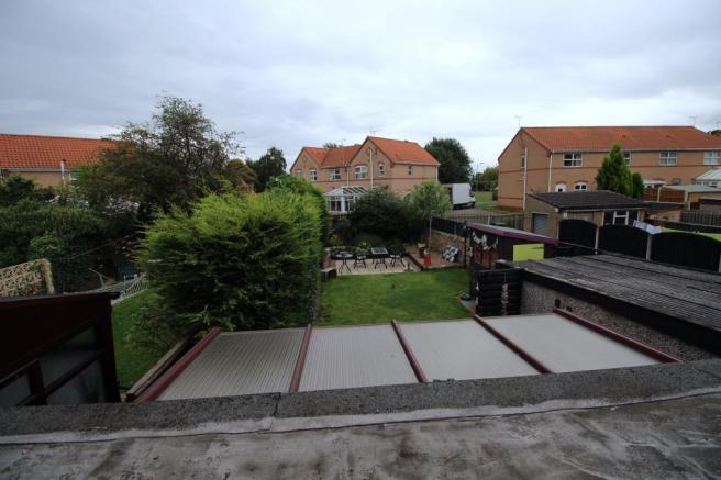 View from Property at Back