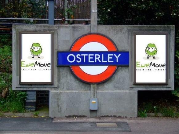 Osterley Station