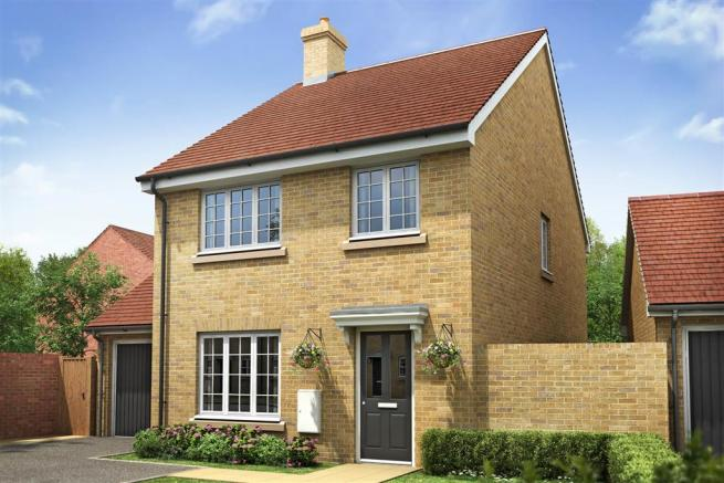 New Berry Vale New Homes Development By Taylor Wimpey