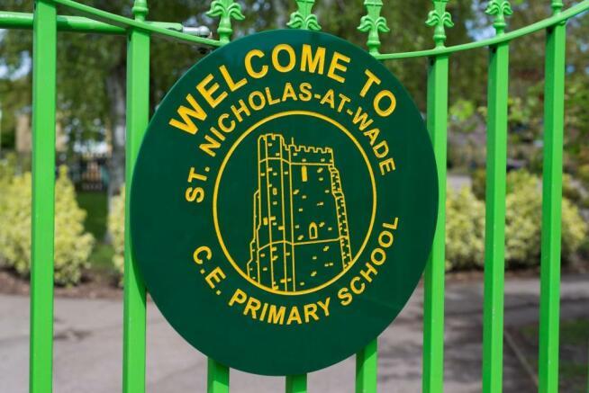 St NIcholas at Wade
