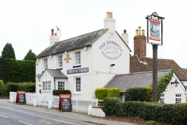 Evenhill Hill Pub