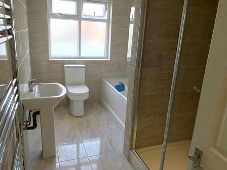 Modern bathroom.show