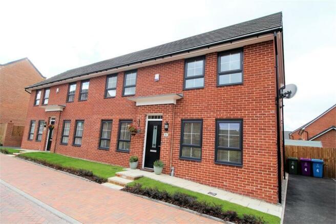 3 Bedroom Semi Detached House For Sale In Watchfield Close Speke