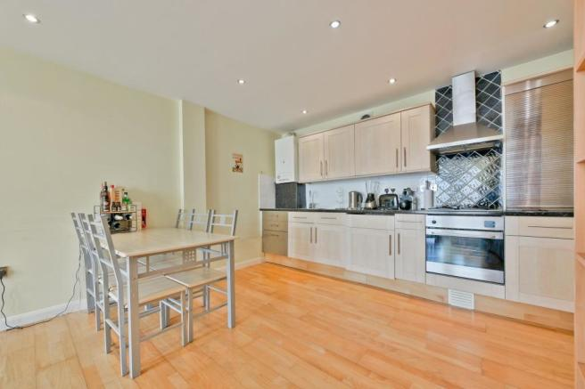 Kitchen (Open Plan)