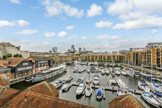 St Kathrines Dock