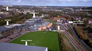 Photo of Northgate, The Works, Ebbw Vale, Gwent, Blaenau Gwent, NP23