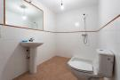 Basement bathroom