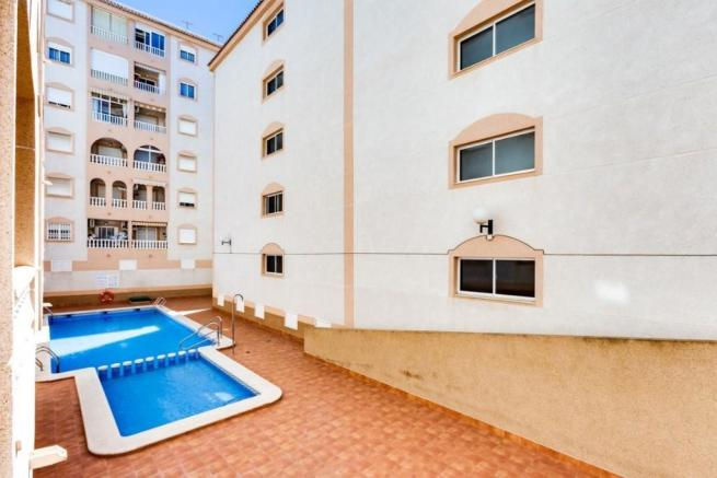 Pleasing 2 Bedroom Apartment For Sale In Torrevieja Alicante Download Free Architecture Designs Scobabritishbridgeorg