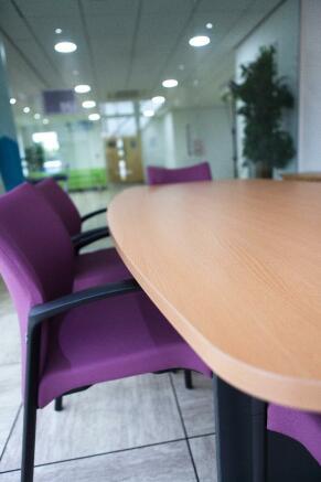 Onsite meeting rooms