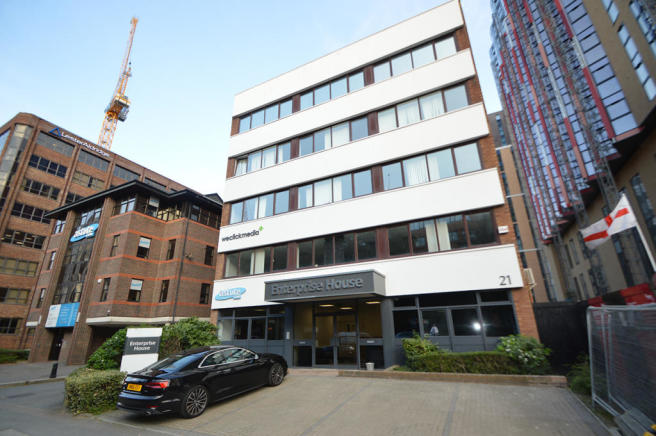 Office To Rent In Third Floor Enterprise House 21 Oxford Road